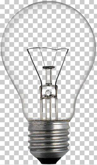 Incandescent Light Bulb LED Lamp Light-emitting Diode Lighting PNG