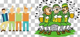 Ireland Wedding Invitation Saint Patricks Day March 17 Irish People PNG