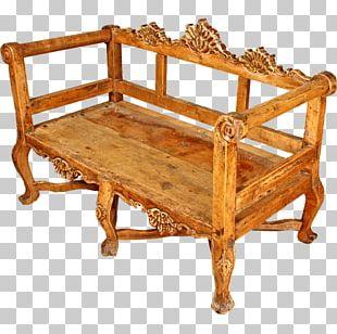 Antique Product Design Wood Furniture PNG