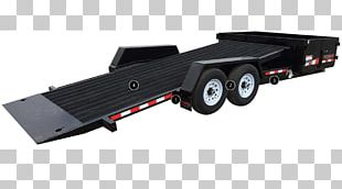 Truck Bed Part Model Car PNG