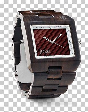 Watch Strap Jord Fashion Blue PNG