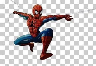 Spider-Man Superhero Cartoon Comics PNG