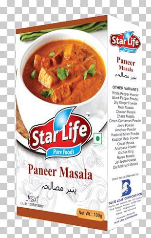 Vegetarian Cuisine Rajma Paneer Tikka Masala Flavor Recipe PNG