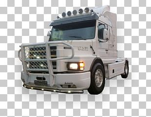 Bumper Car Commercial Vehicle Hood Semi-trailer Truck PNG