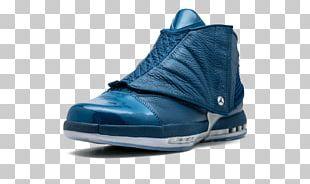 Shoe Sneakers Blue Air Jordan Nike PNG