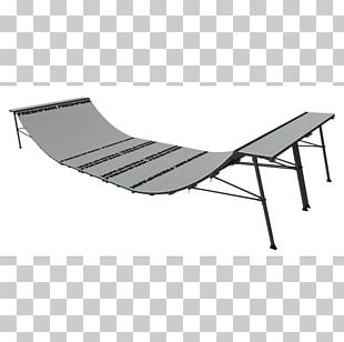 Sunlounger Chaise Longue Angle PNG