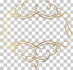 Gold Ornament Decorative Arts PNG