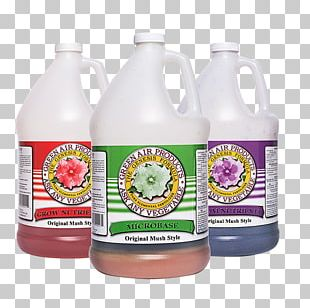 Nutrient Soil Hydroponics Quart Fertilisers PNG