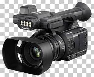 Panasonic AG-AC30 Camcorder 1080p Camera PNG