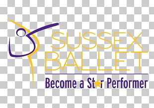 Sussex Ballet: The Nutcracker Logo Dance Studio PNG
