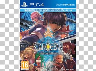Star Ocean: Integrity And Faithlessness Star Ocean: The Last Hope Star Ocean: The Second Story Star Ocean: Till The End Of Time PlayStation 4 PNG