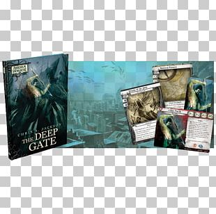 Arkham Horror: The Card Game Eldritch Horror Fantasy Flight Games Board Game PNG
