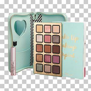 TOO FACED Pretty Little Planner Too Faced Boss Beauty Lady Agenda Cosmetics Ulta Beauty Eye Shadow PNG