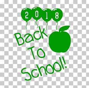 Back To School 2018 PNG