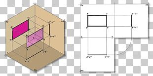 Plane Graphical Projection Drawing Oblique Projection PNG