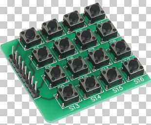 Microcontroller Raspberry Pi 3 Single-board Computer Real-time Clock PNG