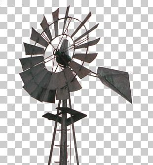 Windmill Agriculture Farm Energy PNG