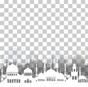Islam Ramadan Mosque Illustration PNG