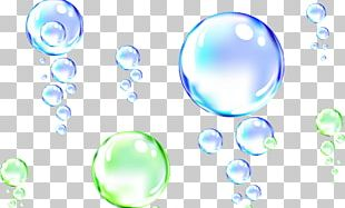 Bubble Water PNG