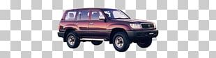 Bumper Car 2003 Toyota Land Cruiser Sport Utility Vehicle PNG