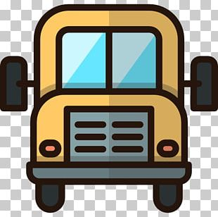 School Bus M5121 Icon PNG
