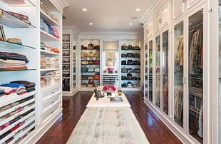Closet Dream Armoires & Wardrobes Bedroom Professional Organizing PNG