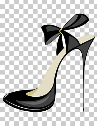 High-heeled Footwear Stiletto Heel Shoe Drawing Stock Photography PNG