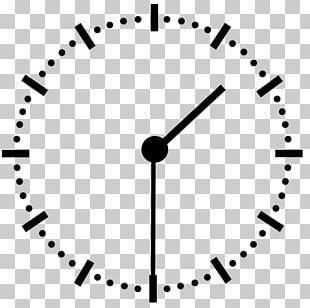 Digital Clock Jam Dinding Thumbnail PNG