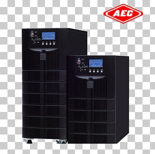 Power Supply Unit UPS Power Inverters Volt-ampere Three-phase Electric Power PNG