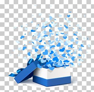 Gift Box Paper PNG