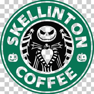 Jack Skellington Oogie Boogie T-shirt Coffee Starbucks PNG