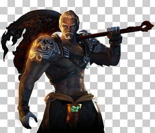 Blade & Soul Game Destroyer Thor Summoner PNG