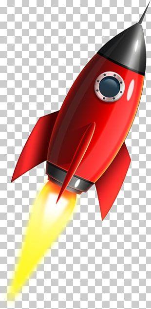 Rocket Spacecraft PNG