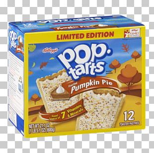 Sundae Toaster Pastry Banana Split Kellogg's Pop-Tarts Frosted Chocolate Fudge Pumpkin Pie PNG