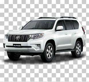 Toyota Land Cruiser Prado Car 2018 Toyota Land Cruiser Jeep Grand Cherokee PNG