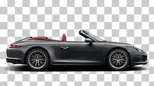 Porsche 911 GT3 Sports Car 2018 Porsche 911 PNG
