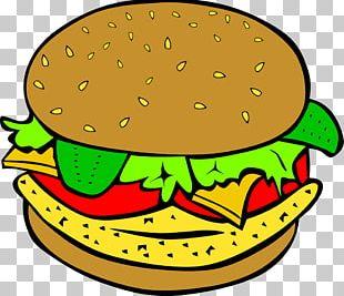 Hamburger Cheeseburger Veggie Burger Chicken Sandwich McDonalds Big Mac PNG