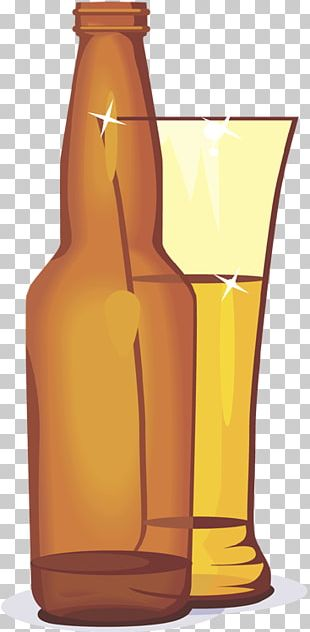 Glass Bottle Beer Bottle Beer Glasses Pint Glass PNG