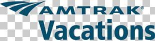 Amtrak Train Rail Transport Vacation Travel PNG