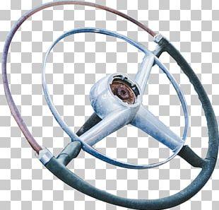 Ship Steering Wheel Spoke PNG