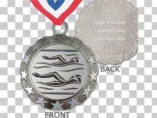 Silver Medal Award Gold Medal PNG