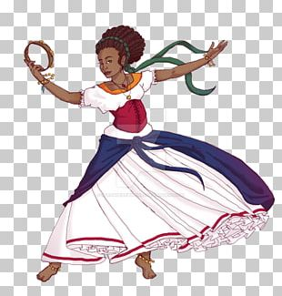 Performing Arts Dance Costume Character Fiction PNG