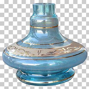 Vase Glass Blue Jug Color PNG