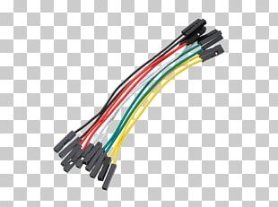 Jump Wire Jumper Electrical Wires & Cable Electrical Connector PNG