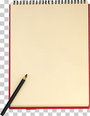 Paper Drawing Stationery PNG