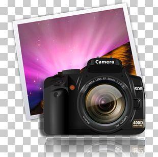 Photographic Film Digital SLR Single-lens Reflex Camera PNG
