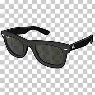 Ray-Ban Wayfarer Aviator Sunglasses Oakley PNG