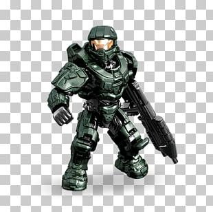 Halo: The Master Chief Collection Halo: Reach Toy Mega Brands PNG