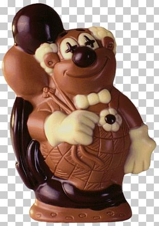Chocolate Figurine PNG