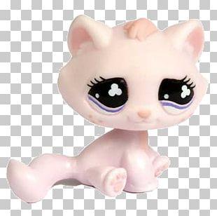 Littlest Pet Shop Cat Toy Hasbro PNG